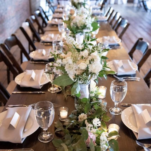 Tablescape by Vision Events NC